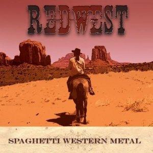 album Spaghetti Western Metal - Redwest
