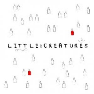 album Little Creatures EP - Little Creatures