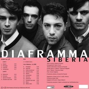 album Live Modena 4.1.85 - Diaframma