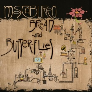 album Bread and Butter flies - Moscaburro