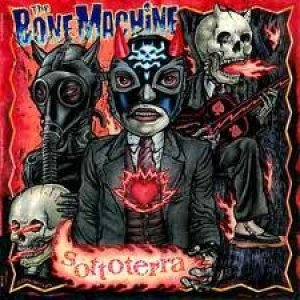 album SOTTOTERRA (CD / LP) - The Bone Machine