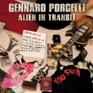 album Alien in Transit - Gennaro Porcelli