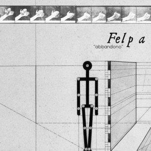 album Abbandono - Felpa