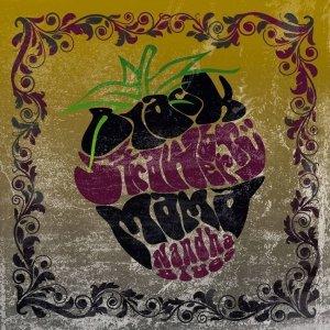 album Black Strawberry Mama - release Italiana - Nandha Blues