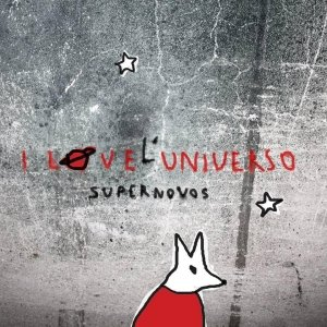 album I love l'universo - SUPERNOVOS