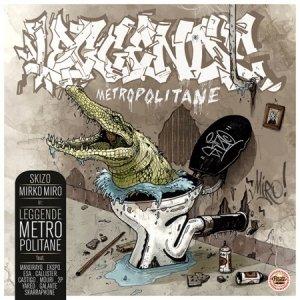 album Leggende Metropolitane - Mirko Miro