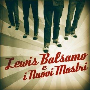 album Avanzi di Balera - Lewis Balsamo e I Nuovi Mostri