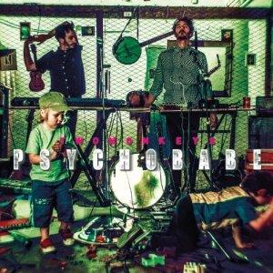 album PsychoBabe - TwoMonkeys