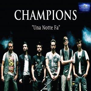 album Una notte fa - Champions