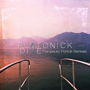 album Therapeutic Portrait Remixes - Platonick Dive