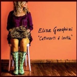 album Catturarti è Inutile - Elisa Genghini