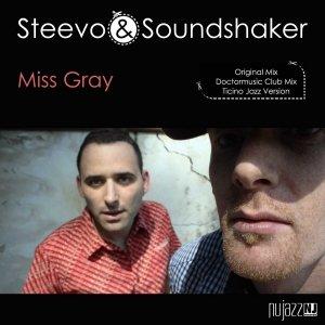 album Miss Gray EP - Steevo & Soundshaker
