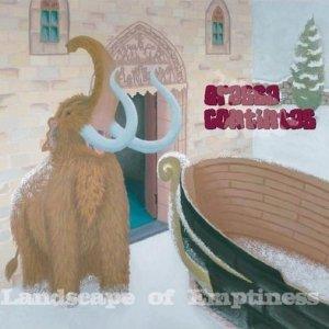album Landscape Of Emptiness - Erassa Contintas
