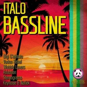 album Italo Bassline EP - Compilation