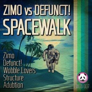 album Spacewalk EP - Wobble Lovers