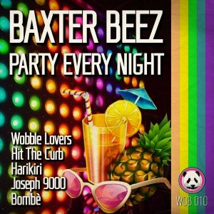 album Party Every Night EP - Wobble Lovers