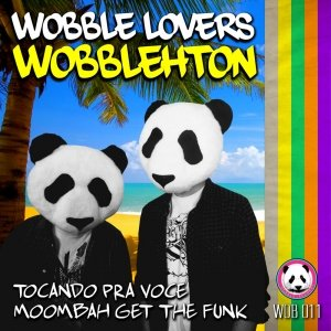 album Wobblehton EP - Wobble Lovers