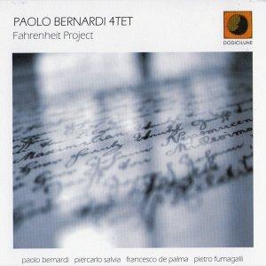 album Fahrenheit Project - Paolo Bernardi