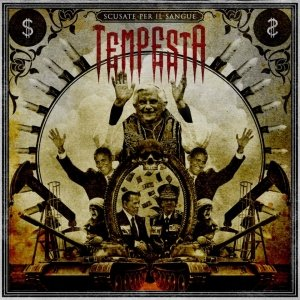 album Scusate per il sangue - Tempesta [Friuli Venezia Giulia]