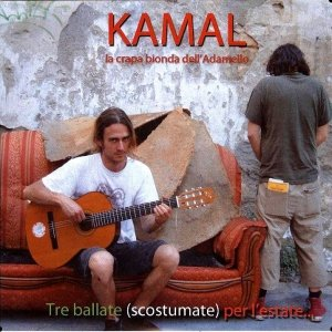 album Tre ballate (scostumate) per l'estate - Kamal