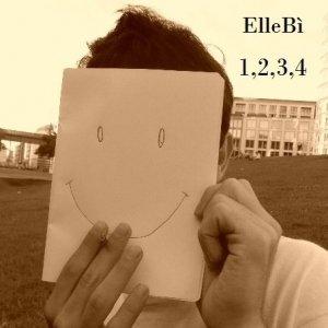 album 1,2,3,4 - ElleBì