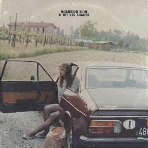 album Cheerleaders & Quarterbacks - Homesick Suni & The Red Shades