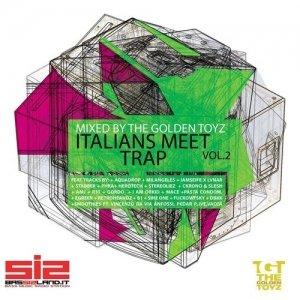 album Italians Meet Trap Vol2 - Compilation