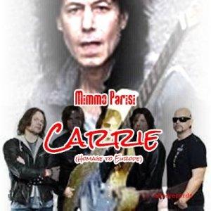 album Carrie - mimmo parisi - artista