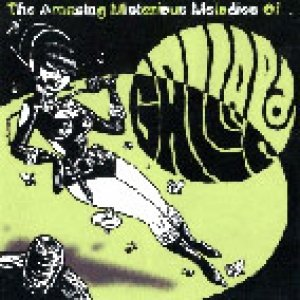 album The Amazing Misterious Melodies - Gallara