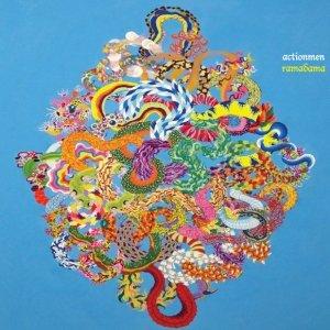 album Ramadama - actionmen