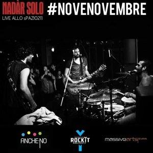 album Live allo sPAZIO 211 - Nadàr Solo