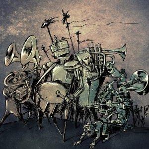 album SONATINFORAJAZZFUNERAL - sonatinforajazzfuneral