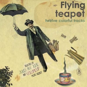 album Flying Teapot - Compilation