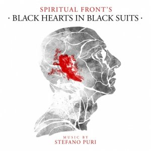 album Black Hearts in Black Suits - Spiritual Front