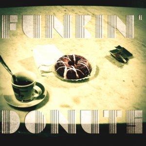 album Funk Tasty KO - Funkin' Donuts