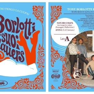 album Aperitivo da Tony - Tony borlotti e i suoi Flauers