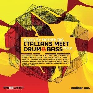 album Italians Meet Drum & Bass Vol.2 - Compilation