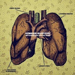 album My lungs are full of sand - Simone Olivieri