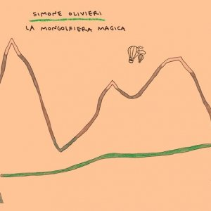 album La mongolfiera magica - Simone Olivieri