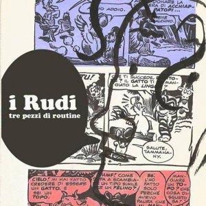 album Tre pezzi di routine - i Rudi