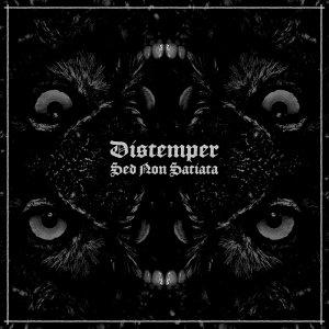 album Sed Non Satiata - Distemper Hc
