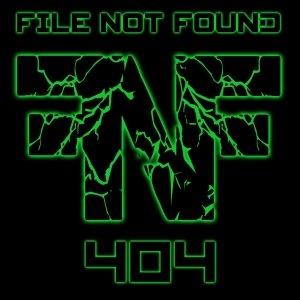 album 404 - File Not Found