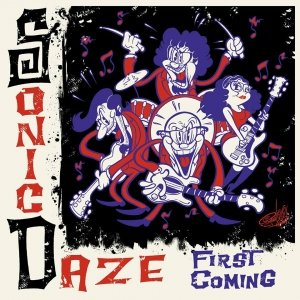 album First Coming - Sonic Daze