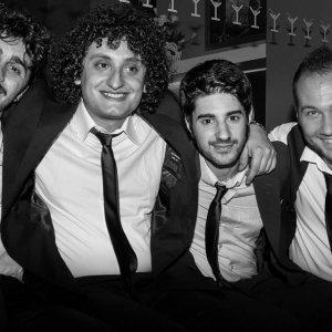 album Nero Su Bianco - The Gruvers Band