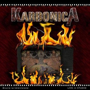 album Live in Studio - Karbonica