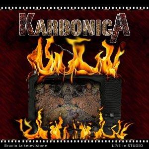 album Live in Studio - Karbonica