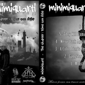 album The Chapter/Rime Con Stile - Minimi Quarti
