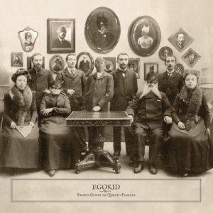 album Troppa gente su questo pianeta - Egokid