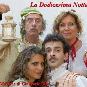 album La dodicesima notte - Giancarlo Mici