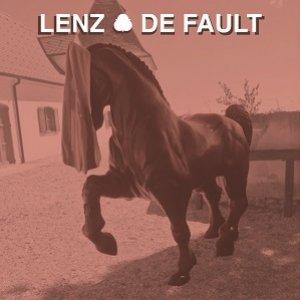 album De Fault - LENZ